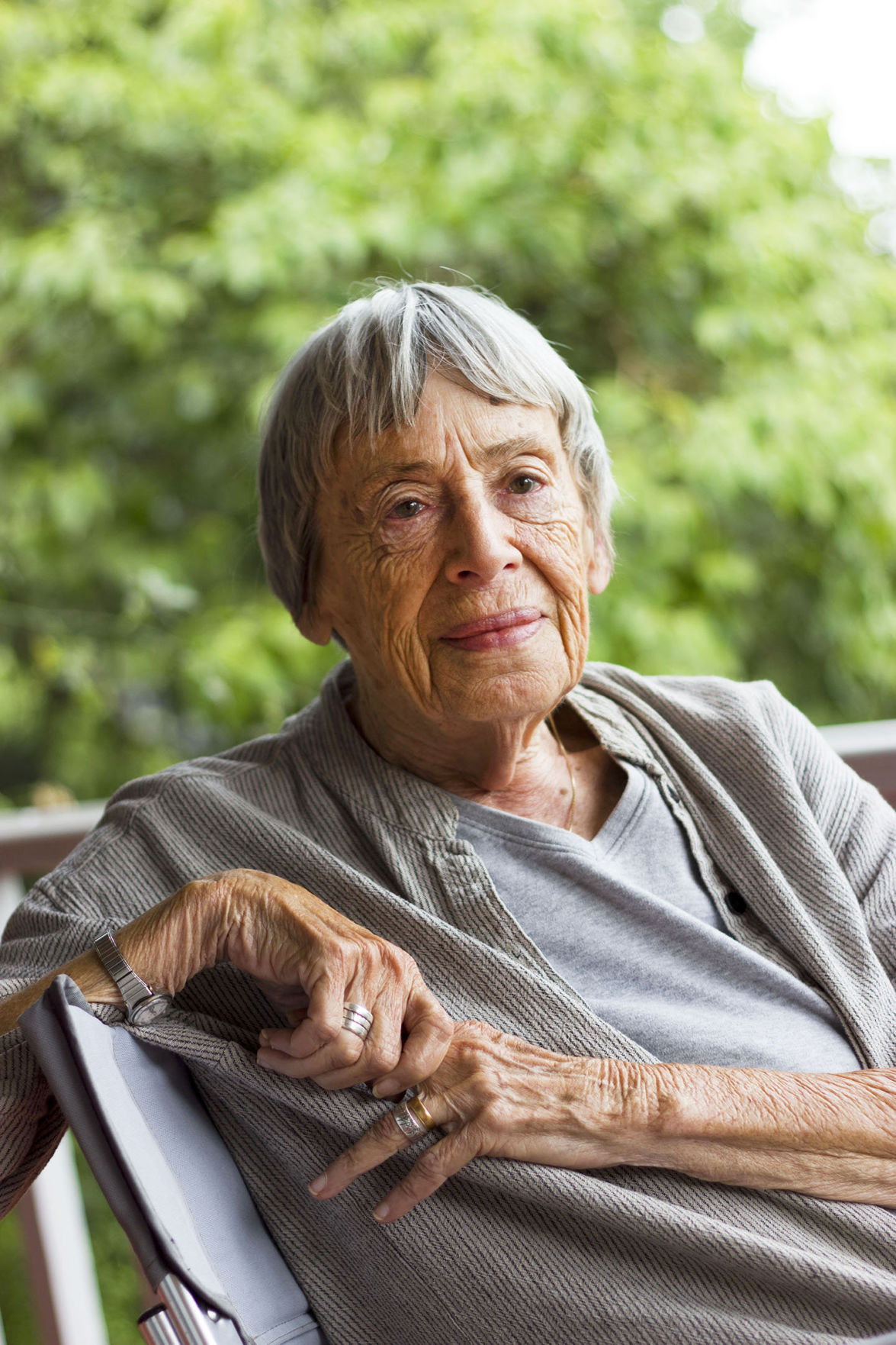Ursula Le Guin Remembering a literary giant