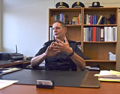 Astoria names Spalding as new police chief