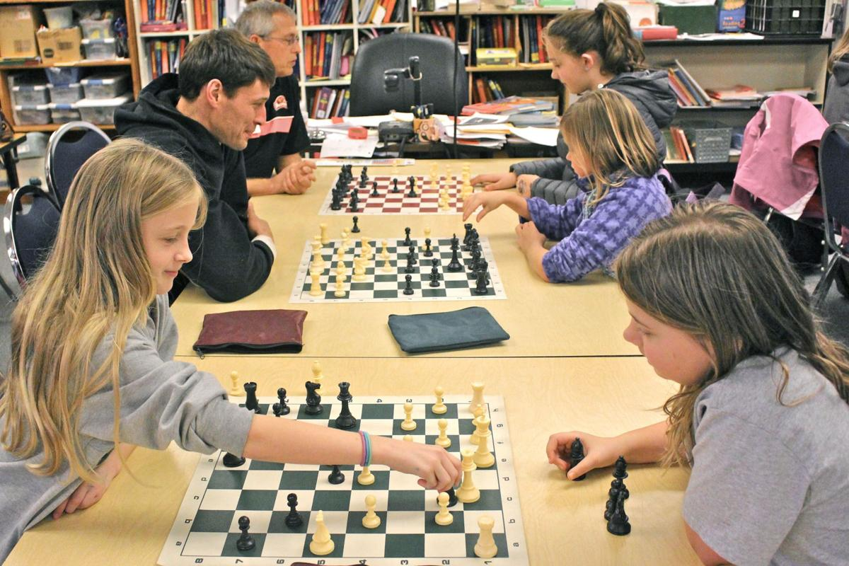 Checkmate Chess Groups Come Back Into Play Local News Diagram Puzzle From The