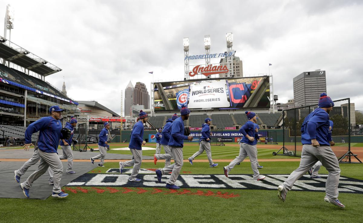 Lovable losers Cubs, Indians meet in Series