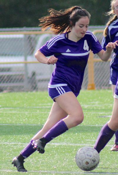 Megan O'Meara, Astoria soccer