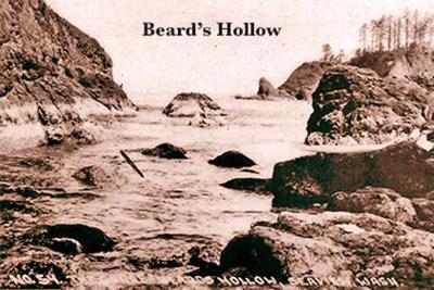 Ear: Beard's Hollow