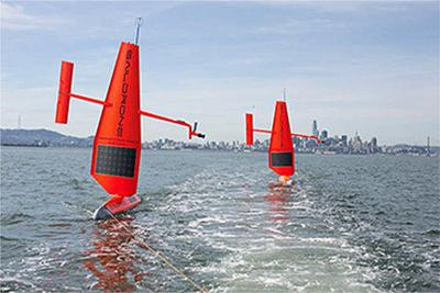 Saildrones set sail