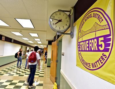 Astoria schools see improvement in attendance
