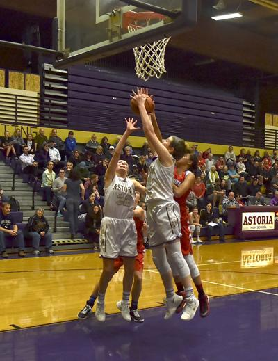 Girls basketball: Astoria defeats Seaside, snaps Clatsop Clash losing skid