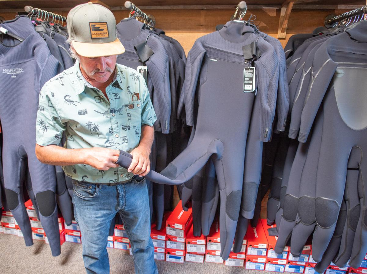 Cleanline wetsuits