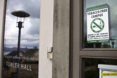 College readies tobacco ban