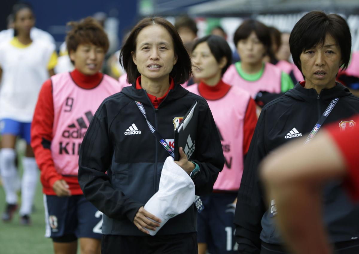 Culture Shift? Tournament of Nations has 3 women coaches