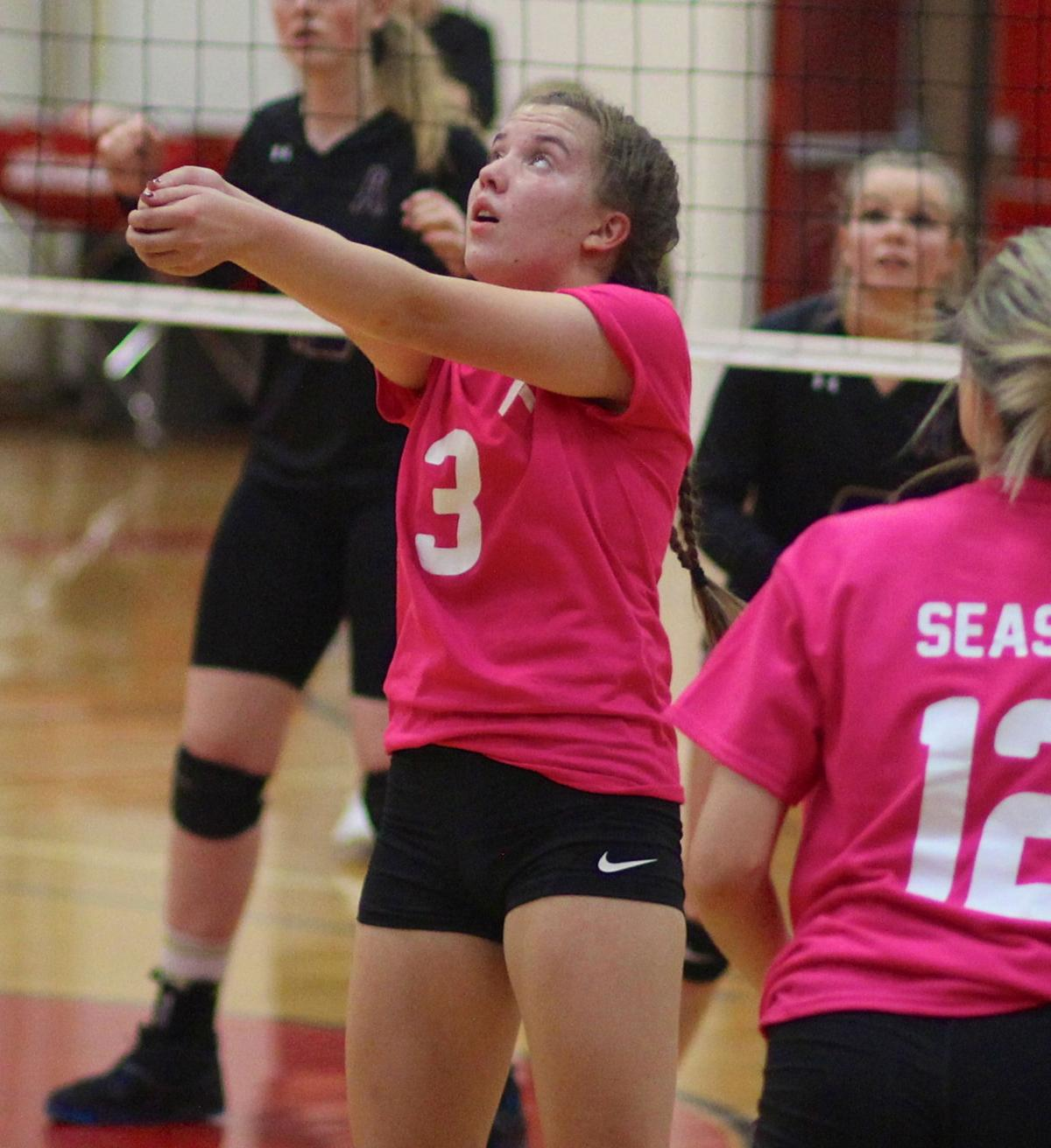 Emma Meyer, Seaside volleyball