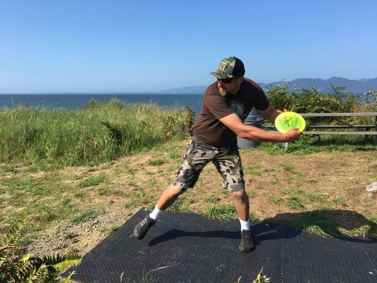 Osis prepares to throw
