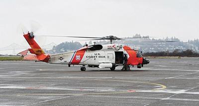 Coast Guard MH-60T