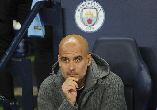 Guardiola raises prospect of new action over City finances