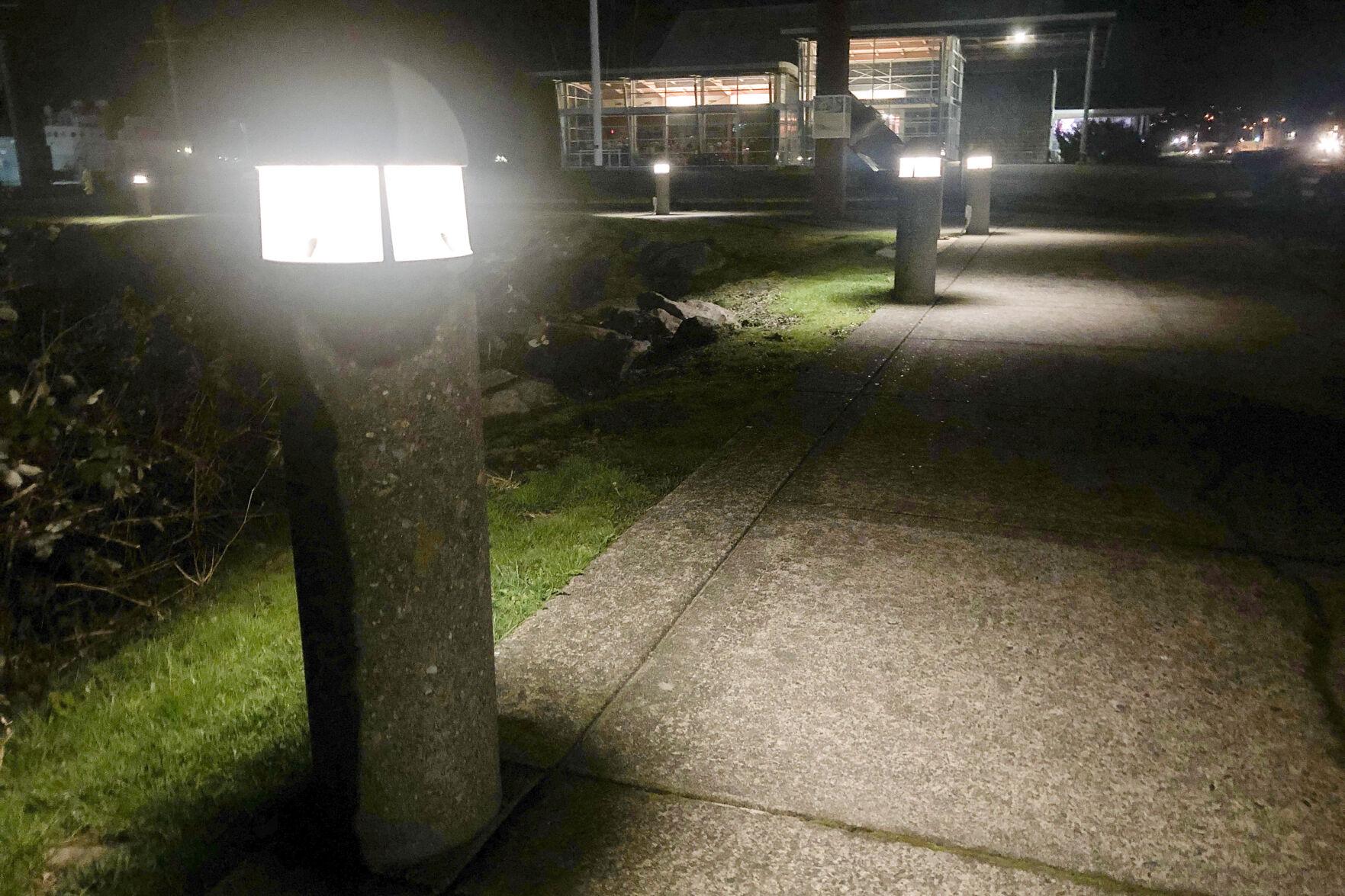 Astoria wants to expand lighting on Riverwalk