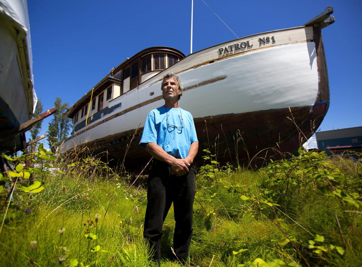 98-year-old boat steals owner's heart — and life savings