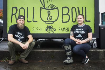 Roll & Bowl brings sushi and ramen to 11th Street