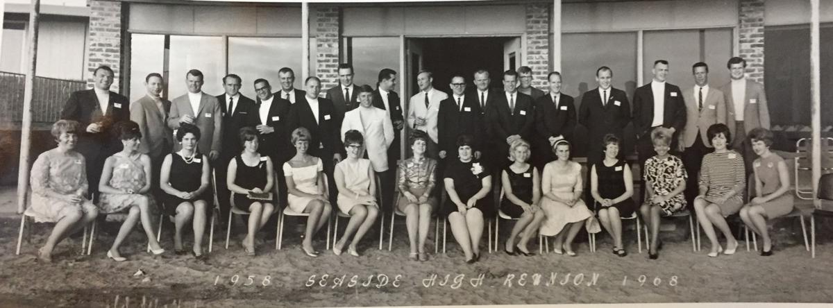 Grads recall fabulous '50s in Seaside