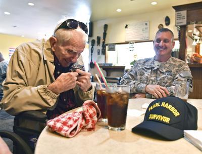 County loses last Pearl Harbor attack survivor