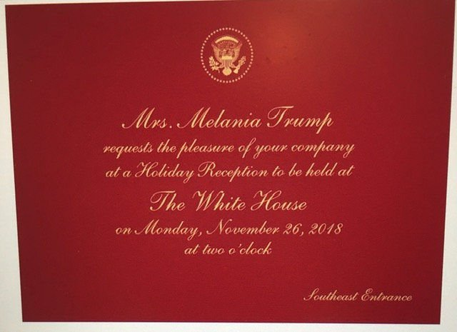 Gearhart woman chosen to help decorate the White House