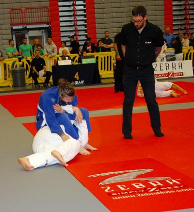 Martial artists win medals at Seattle International Open