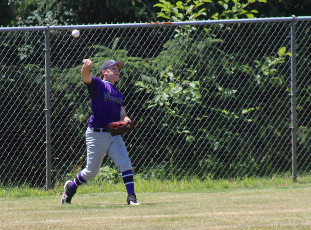 Ryan Hoagland, Warrenton baseball