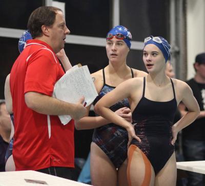 Shane Spell, Seaside swimmers
