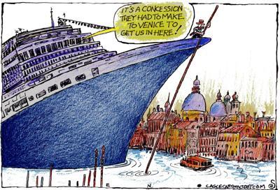 Cruise season