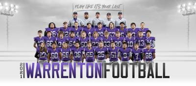 2021 Warrenton football team