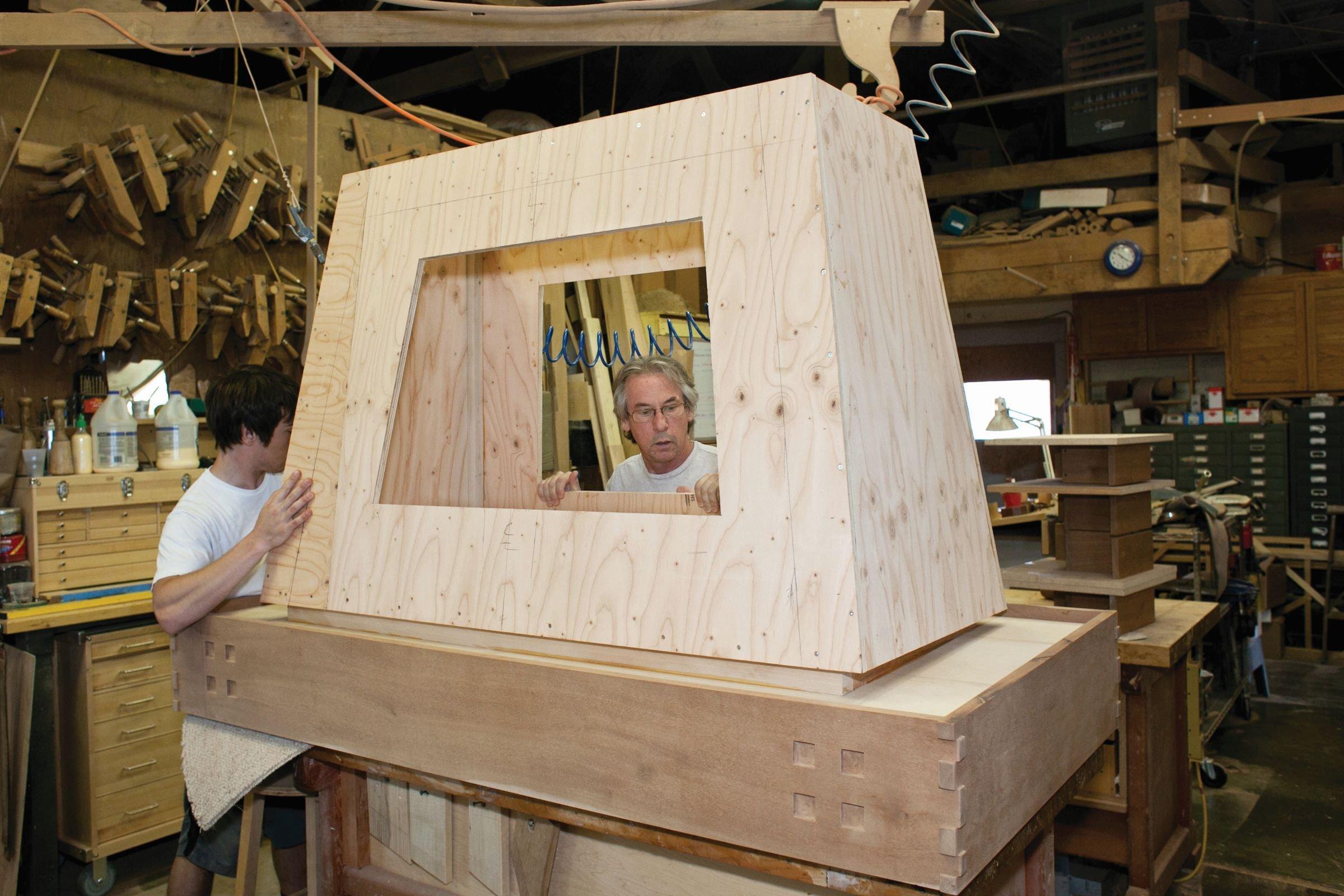 Industry Spotlight Overbay Houseworks High End Woodworking Celebrates Craftsmanship Practicality Coastriverbusinessjournal Dailyastorian Com