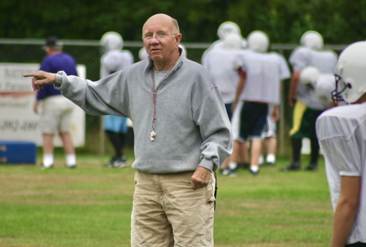 John Mattila, Warrenton football coach