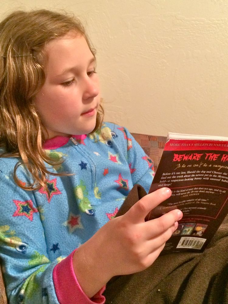 Column: Turn the TV off and pick up a book