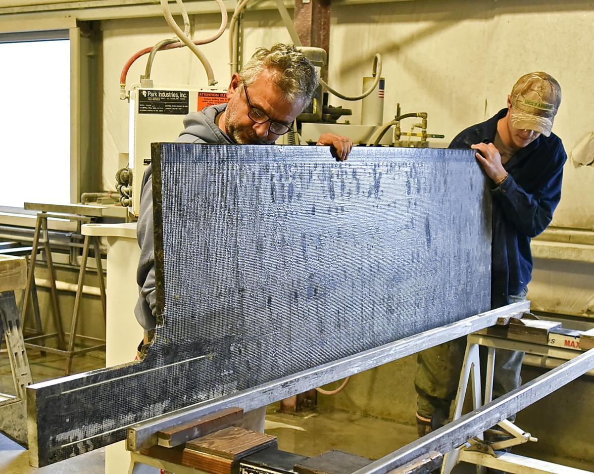 Former Pastor Now Running Astoria Granite Works Local News Dailyastorian