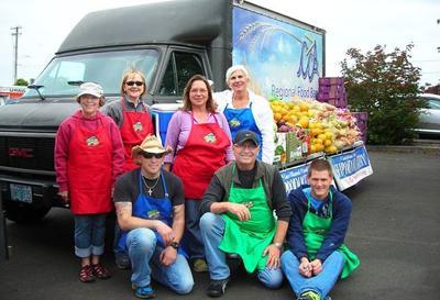 Free fruit and vegetable distribution begins Thursday