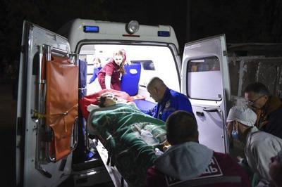 Student gunman kills 19, wounds 50 at school in Crimea