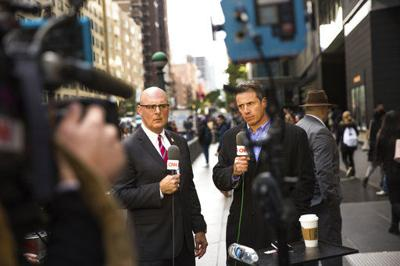 Targeted by pipe bomb, CNN denounces White House's rhetoric