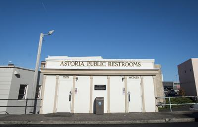 Astoria to try toilets by the river