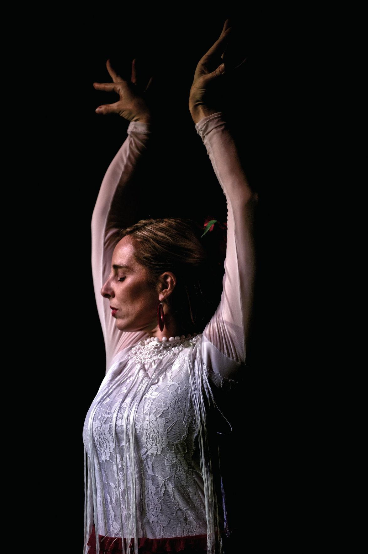 Flamenco concert at Performing Arts Center