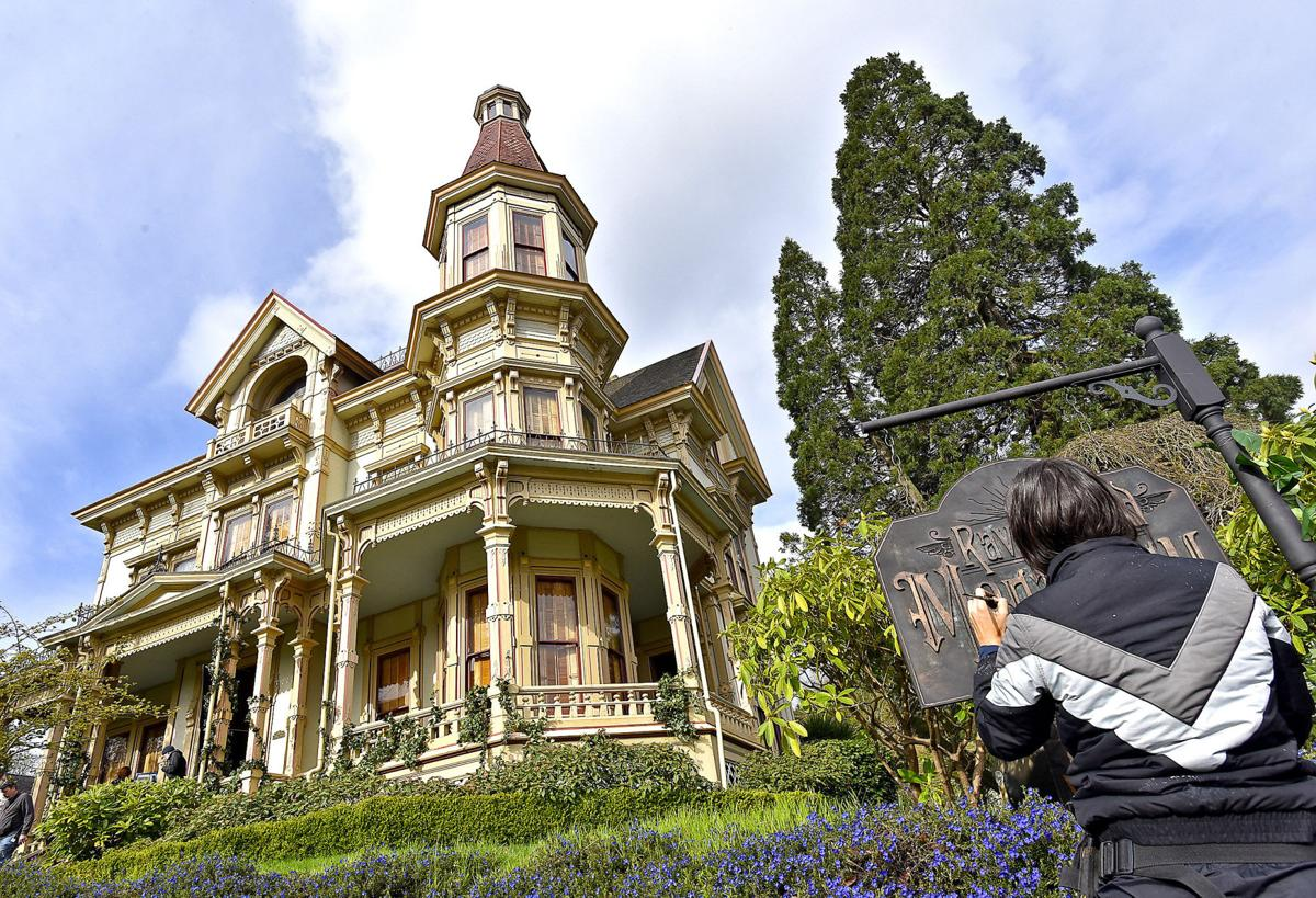 Ready for its close-up: Flavel House stars in new film