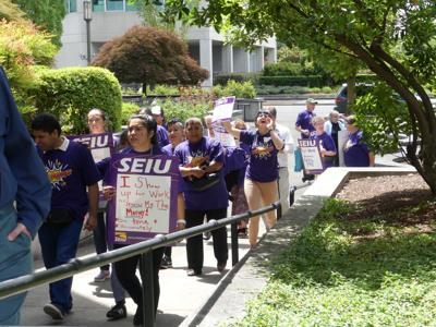 Homecare workers