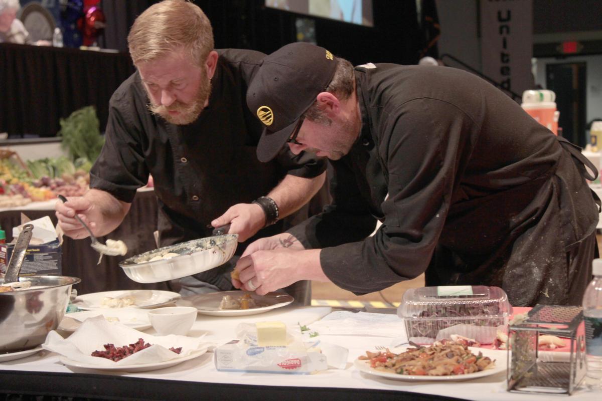 Seaside hosts 'Iron Chef Goes Coastal'