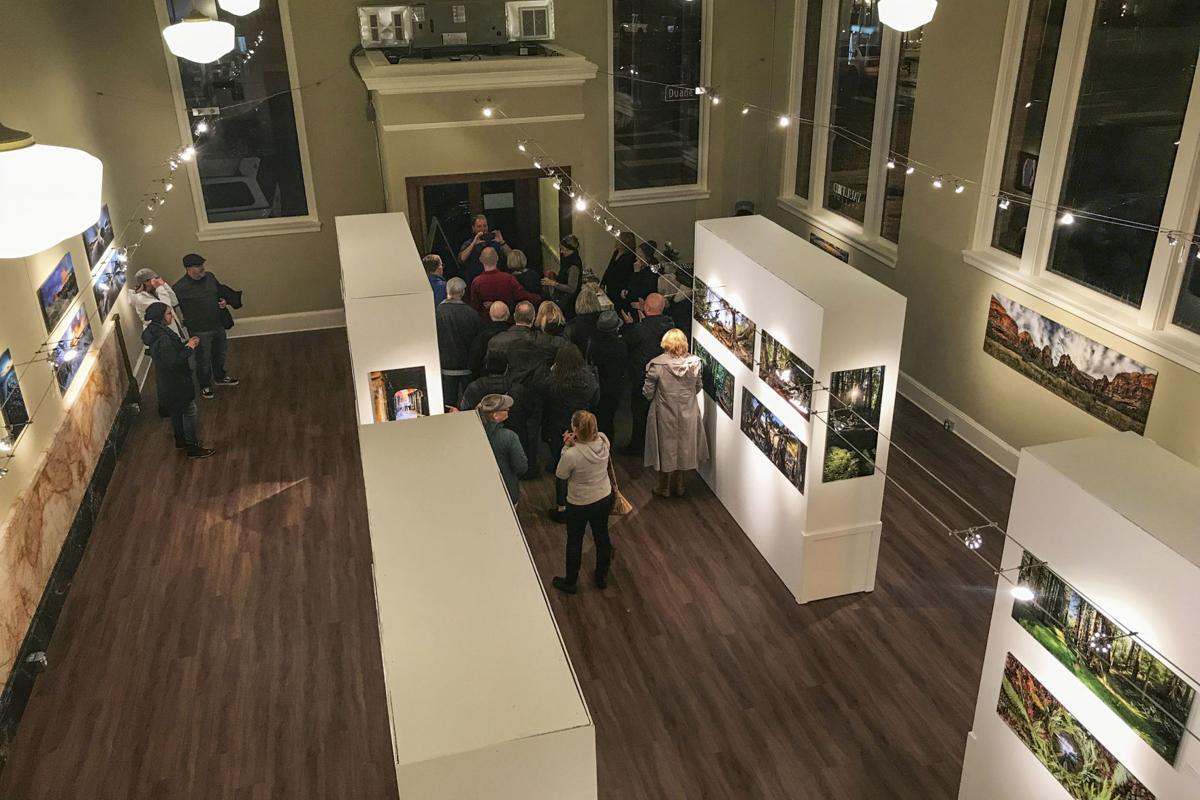 Vaulted Gallery