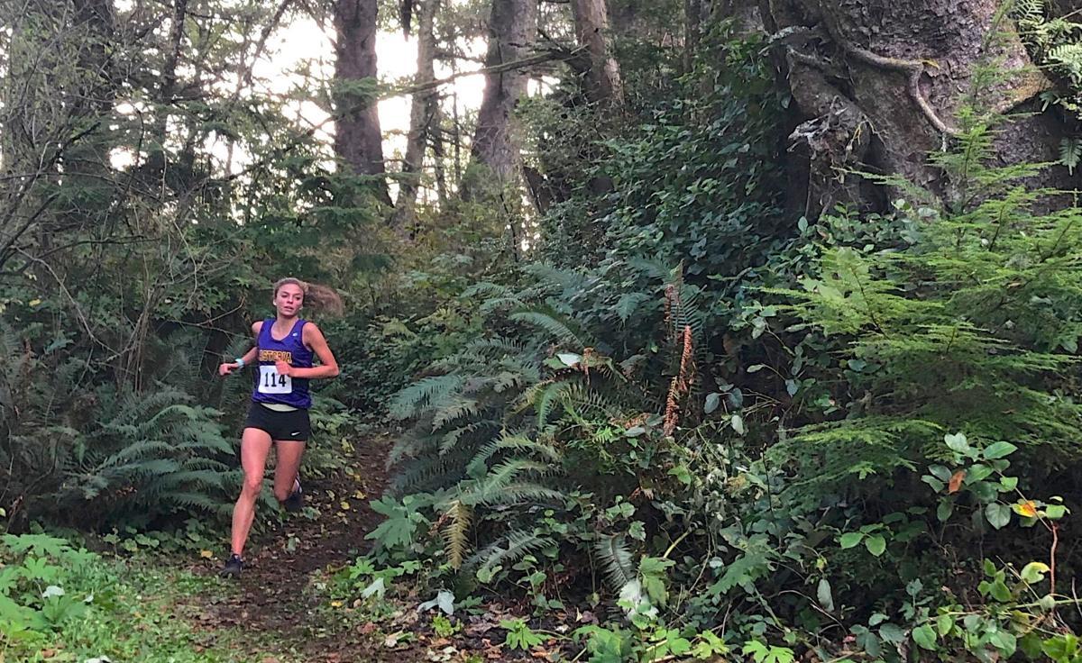 Sophie Long, Astoria runner