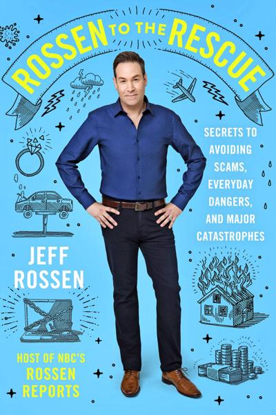 Business Bookworm:  'Rossen to the Rescue' by Jeff Rossen