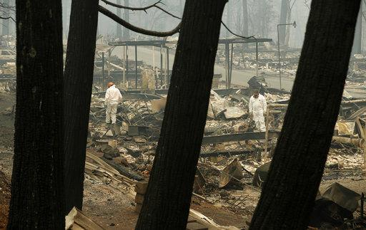 The Latest: Sheriff: Death toll raises to 48 in wildfire | World