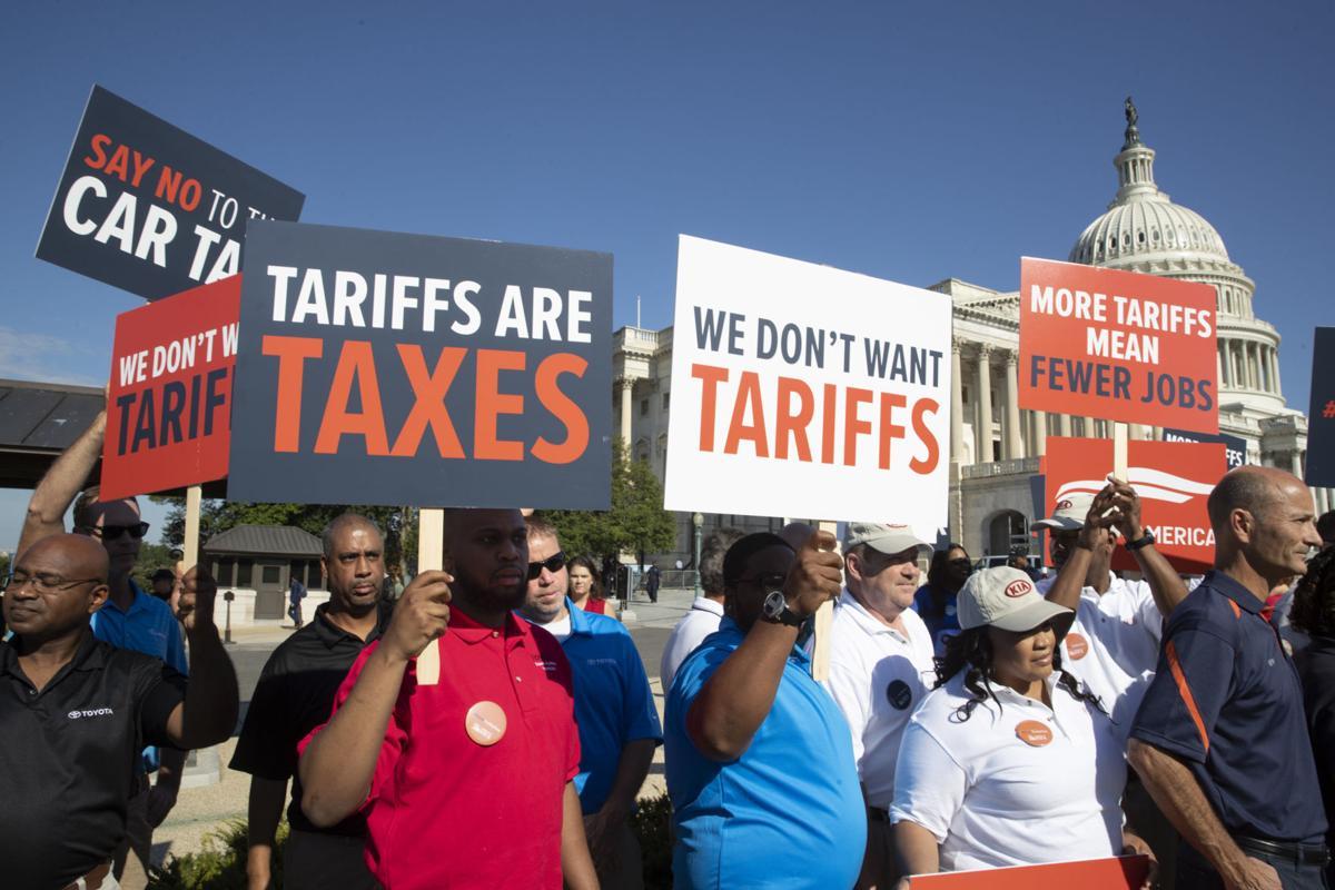 Will Trump's tariffs create a stronger American economy?