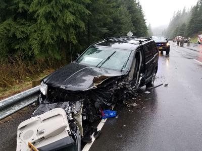 Alcohol suspected in fatal Highway 26 crash