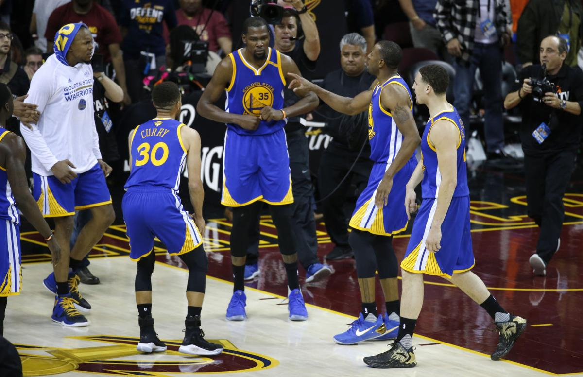 Warriors set to make their claim as NBA's best ever