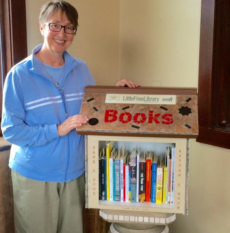 Make a Little Free Library to support literacy for children in Clatsop County