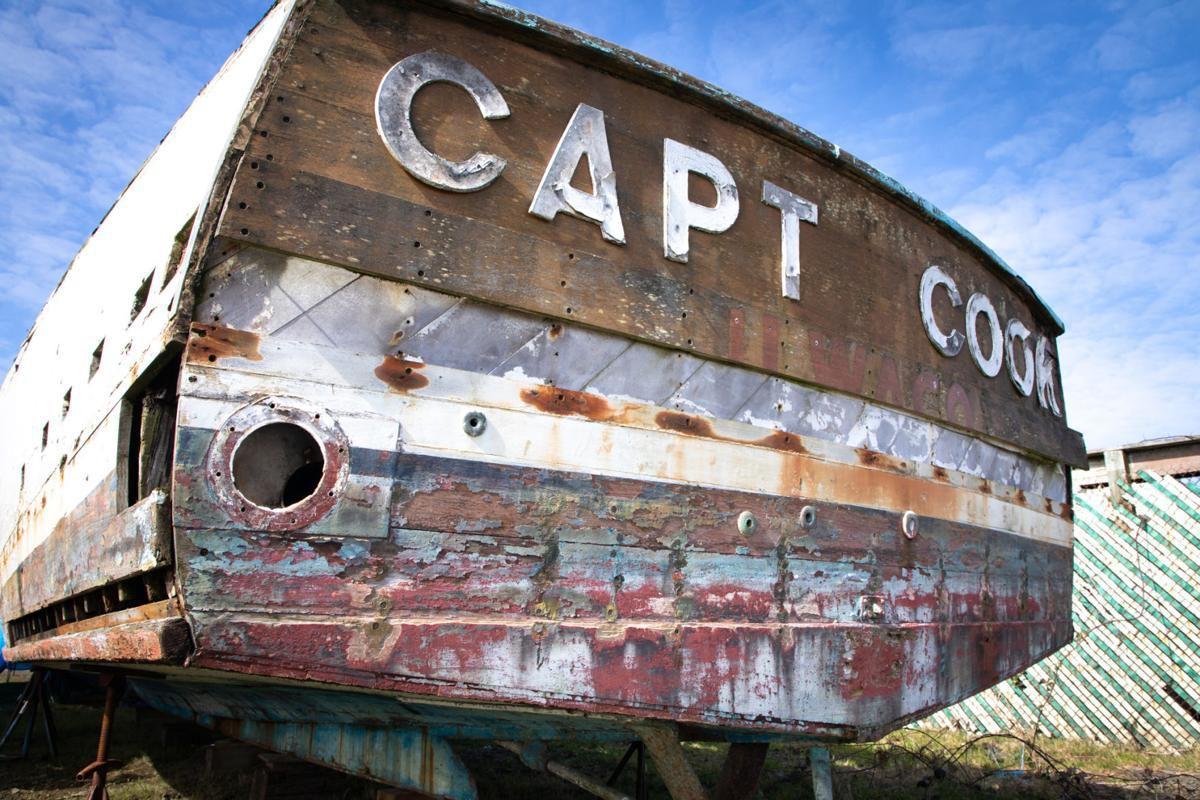 Capt Cook