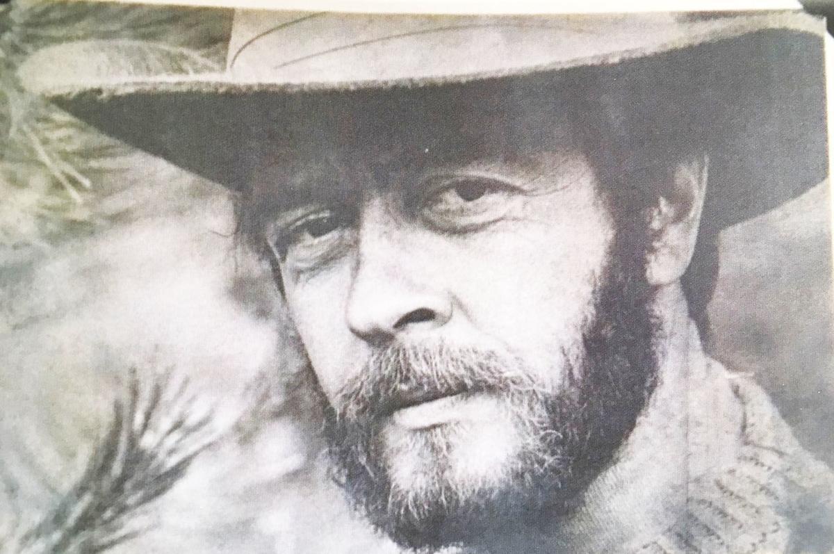 Author Don Berry
