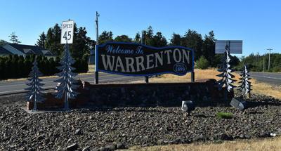 Warrenton sign
